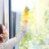 Fenster putzen mit Hausmitteln