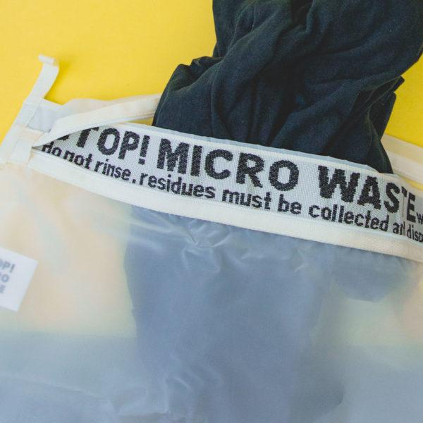 Guppyfriend Waschbeutel Mikroplastik