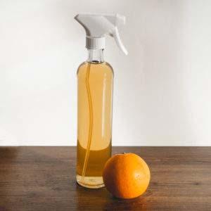 umweltfreundlicher Orangenreiniger selbst gemacht
