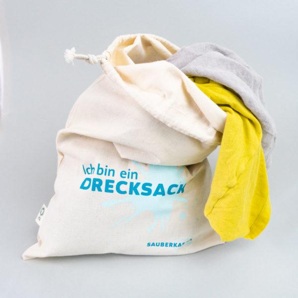 Wäschesack Drecksack Biobaumwolle