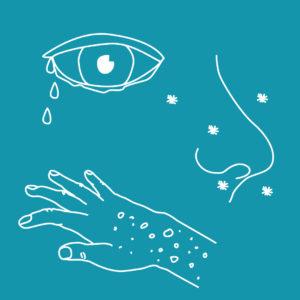 Falsche Putzmittel als Auslöser von Allergien