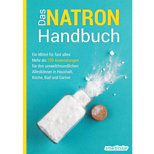 Buchcover Das Natron Handbuch von smarticular